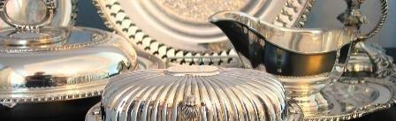 Как ухаживать за антикварным серебром